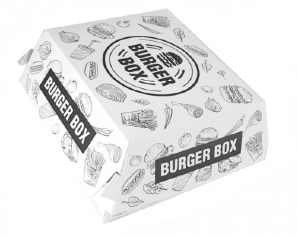 Hamburger box Urban
