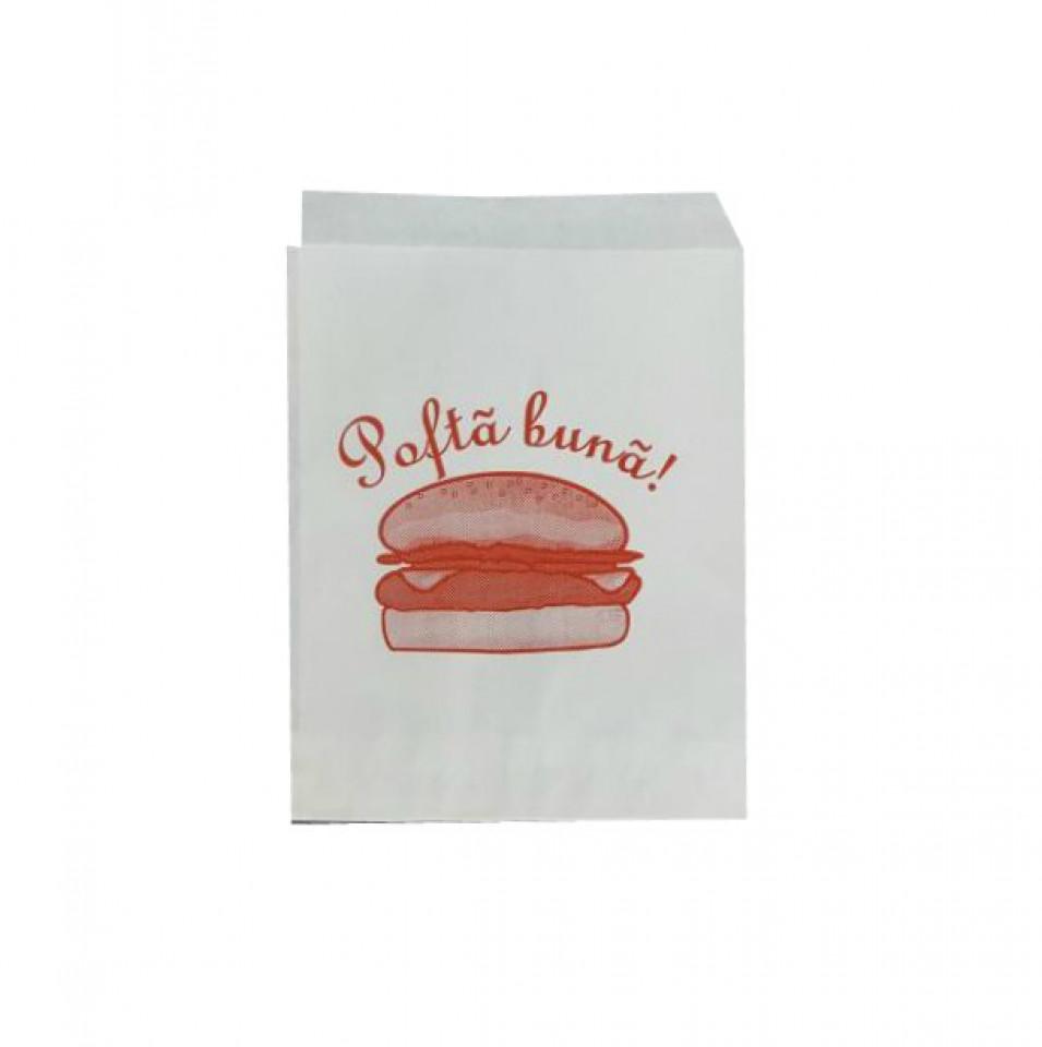 Coltare hartie, model Burger